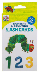 World of Eric Carle Numbers & Counting Flashcards