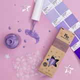 Purple Nail Polish ~ No Nasties Play Makeup