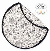 Play & Go Toy Storage Bag Playmat ~ Colour My Bag Paris