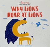 Australian Geographic - Why Lions Roar at Lions