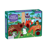 Fuzzy Puzzle ~ Woodland