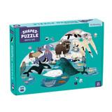 300 Piece Shaped Puzzle ~ Arctic Life