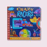 Wonder Wheel Board Book ~ Crazy Racers
