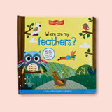 Fold Out Fun ~ Where Are My Feathers