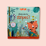Fold Out Fun ~ Where Are My Stripes
