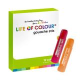 Life of Colour ~ Gouache Stix