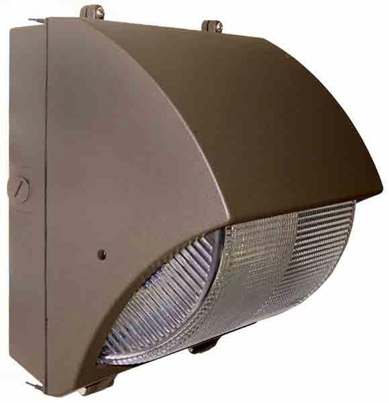 37 Watt LED Wave Semi-cutoff Wall Pack
