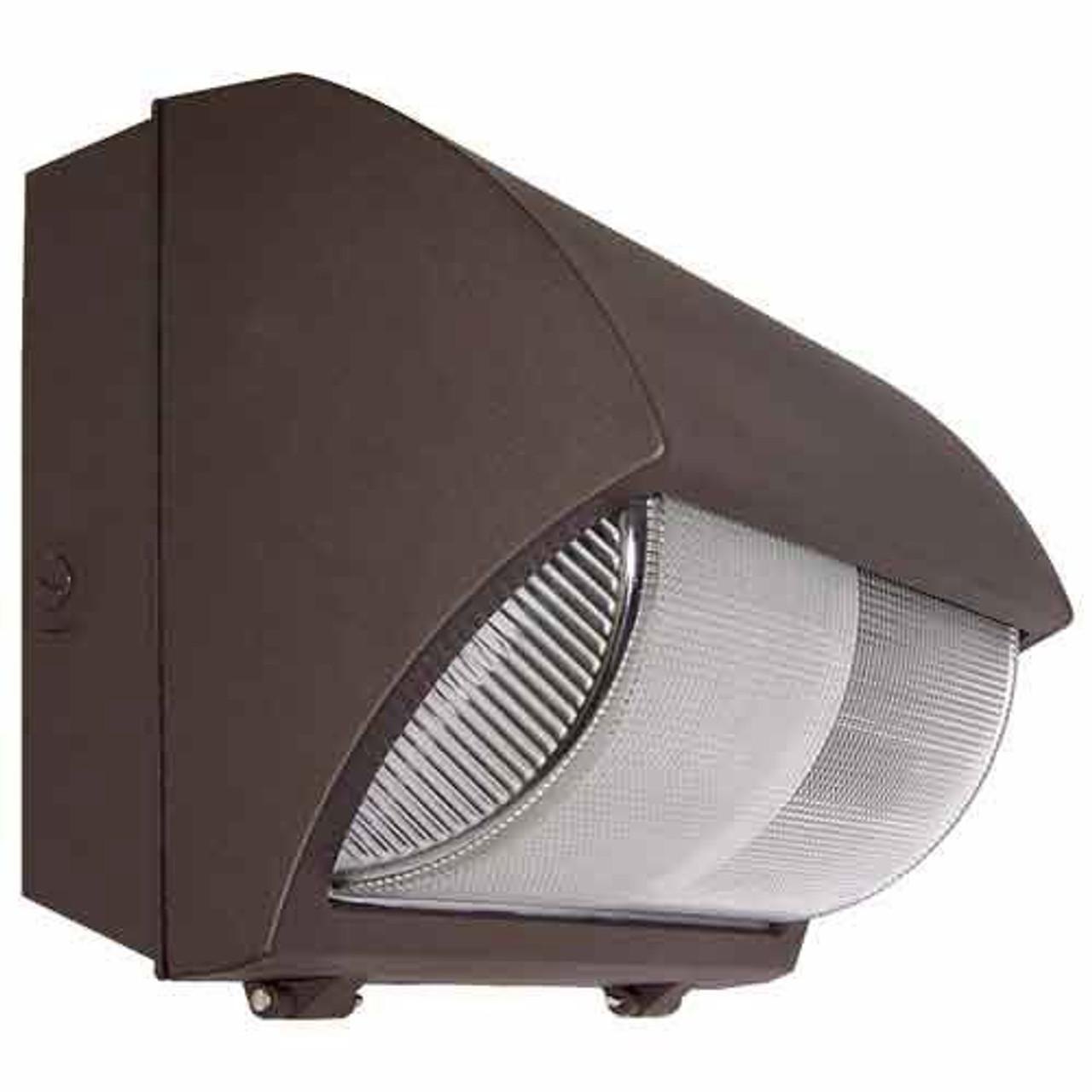 58W LED Wave Semi-cutoff Wall Pack