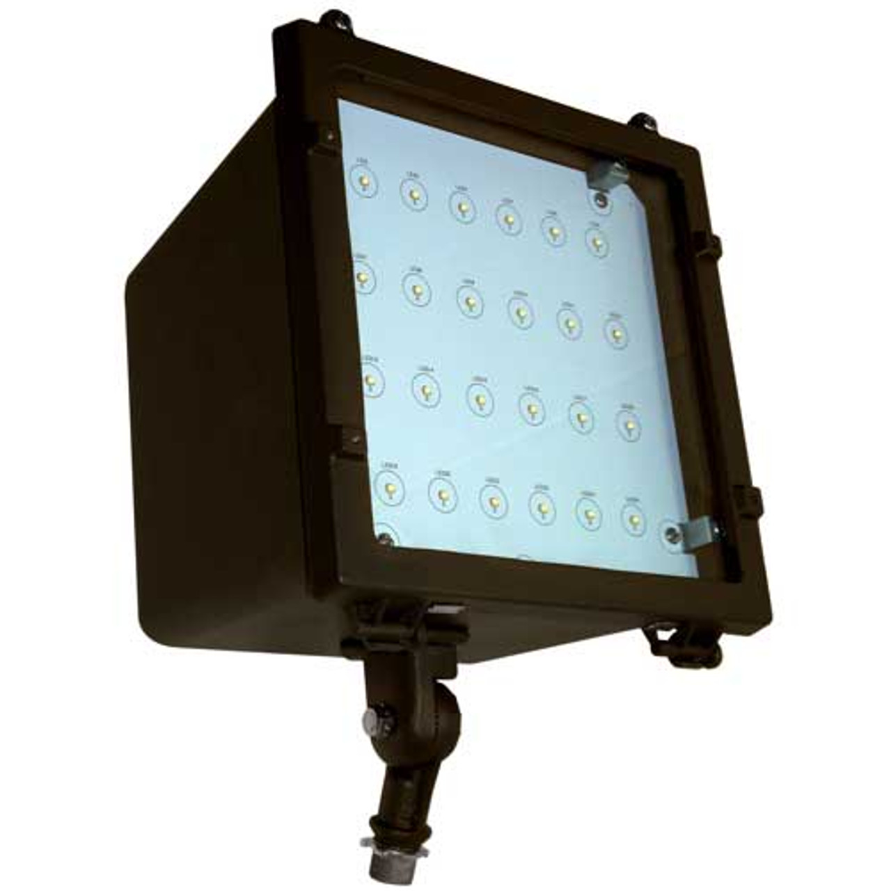 37 Watt LED Medium Flood Light 3390 Lumens