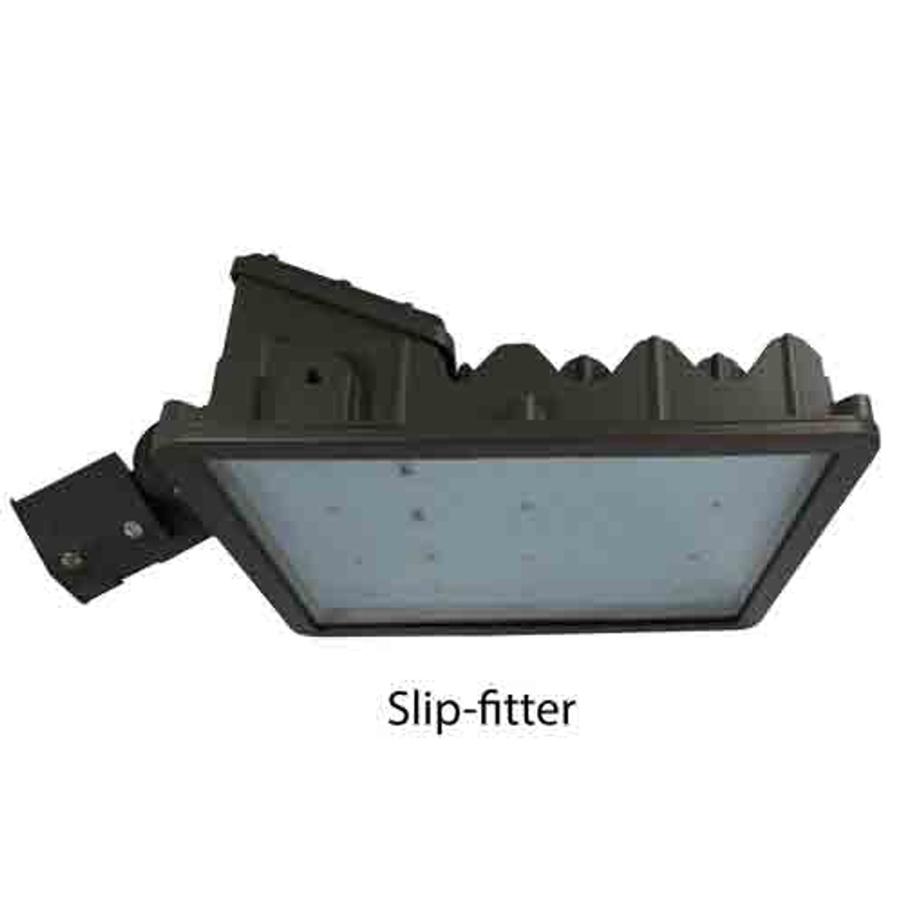 175 Watt LED Area Light 16,964 Lumens with Slip-fitter