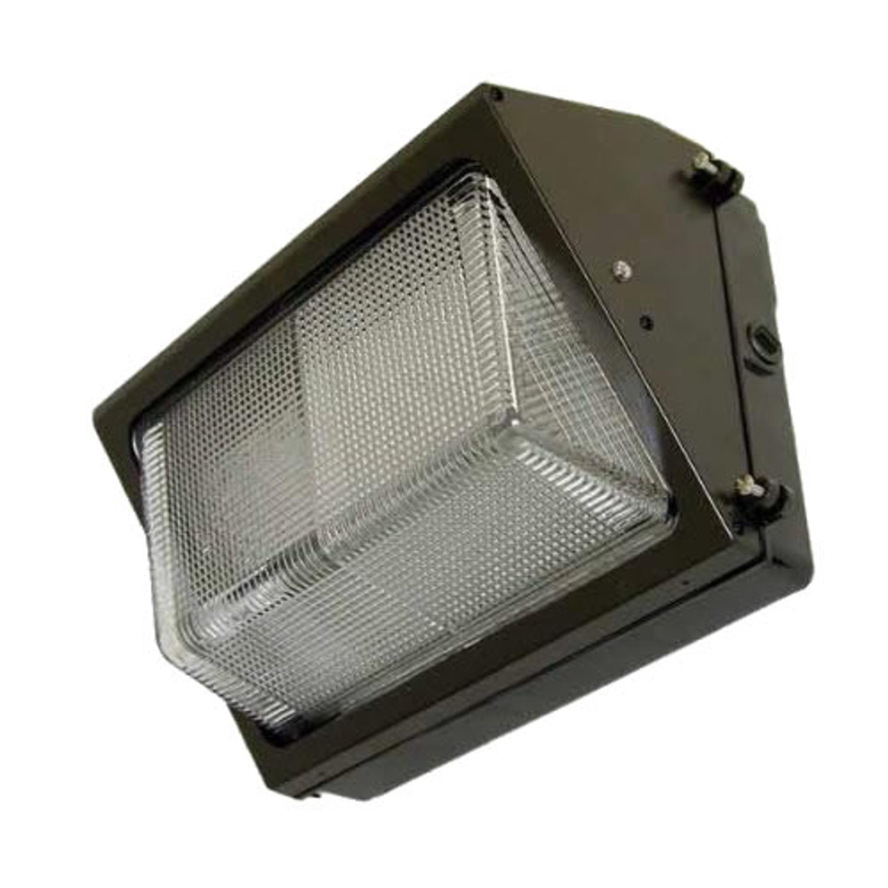 41 Watt LED Wall Pack 4487 Lumens with Battery Back-up