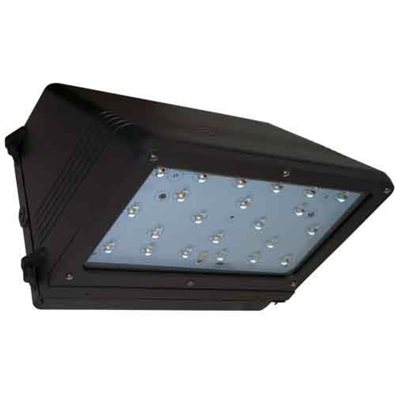 Small LED Full Cutoff Wallpack