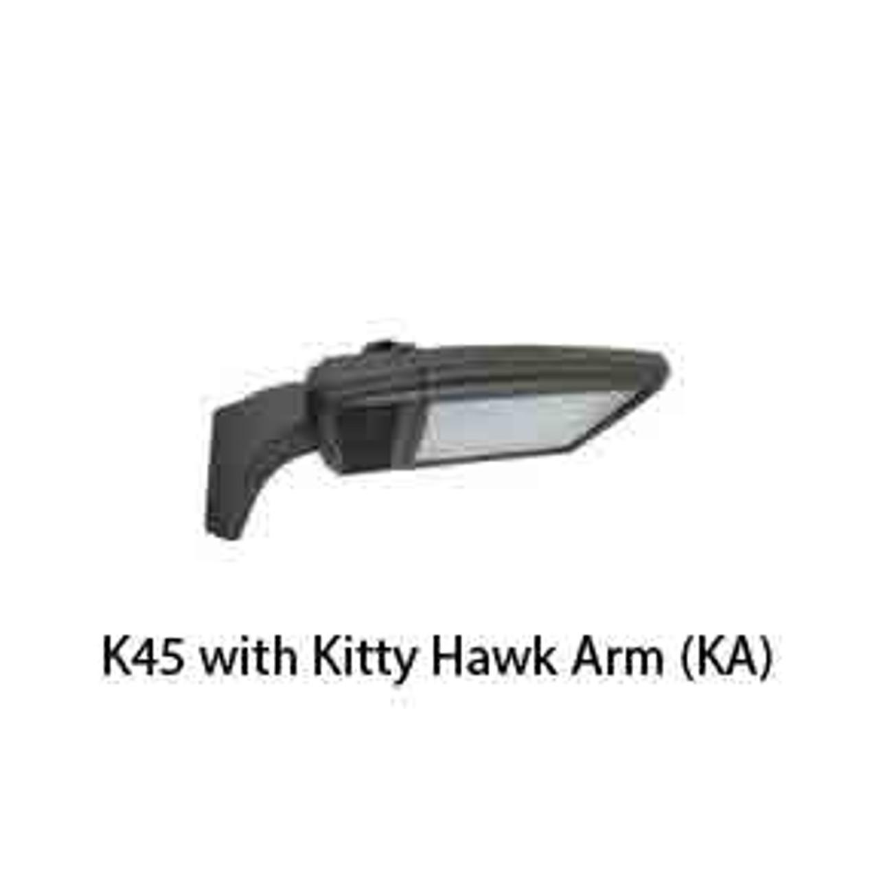 K45 with Kitty Hawk Arm (KA)
