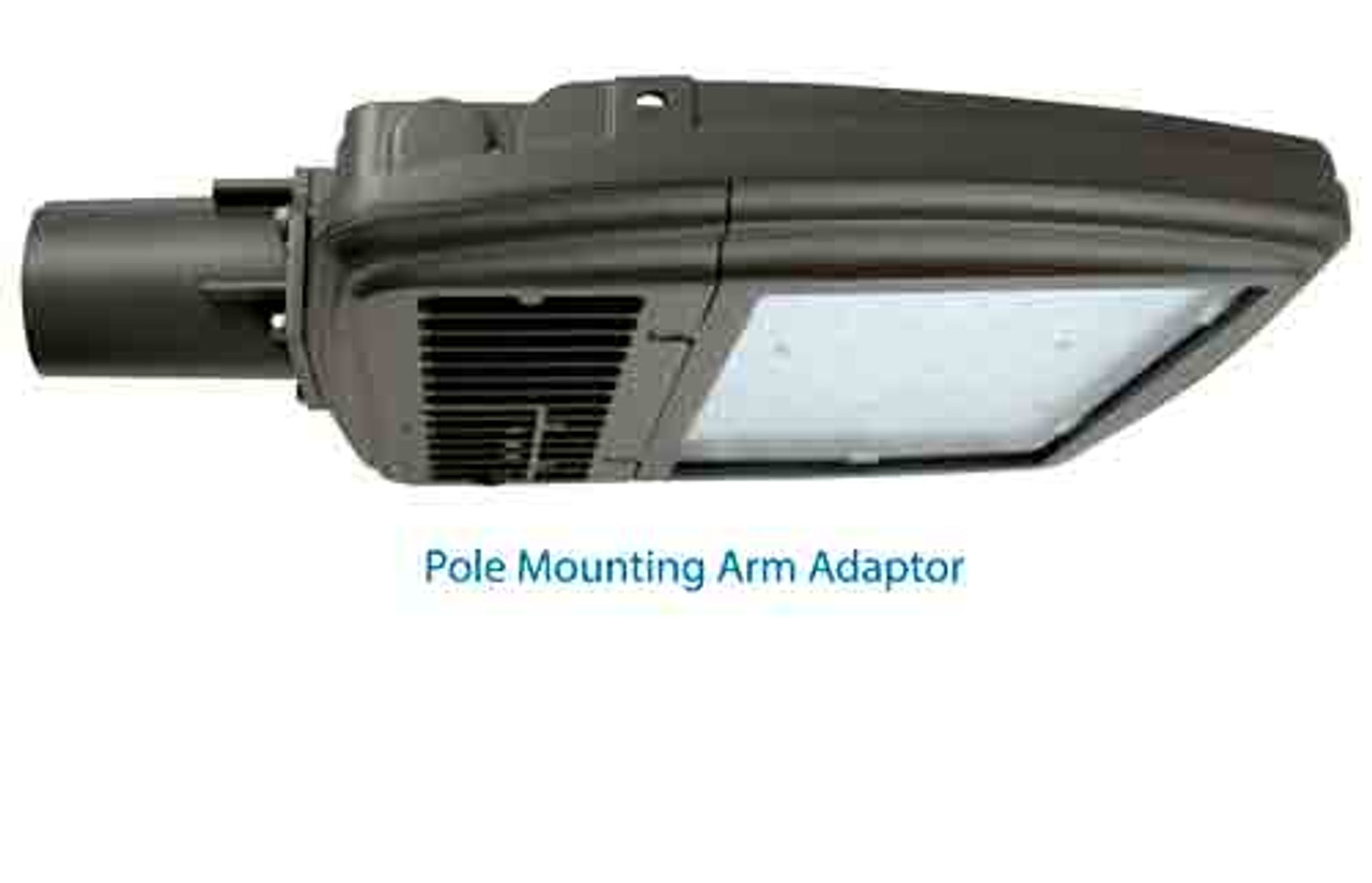 Die-Cast Adaptor for 2⅜″ Horizontal Mounting Arms