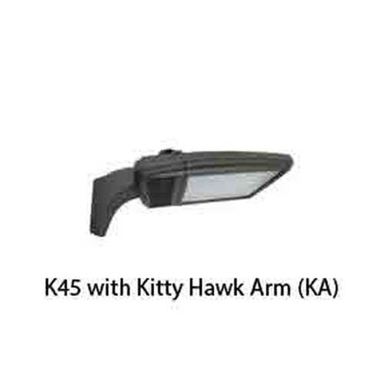 K45 with Kitty Hawk Arm (KA)