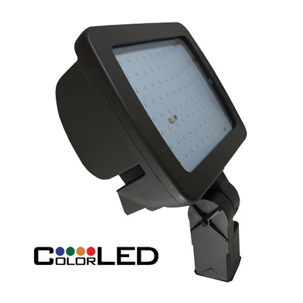 78 Watt Colored LED Area Light