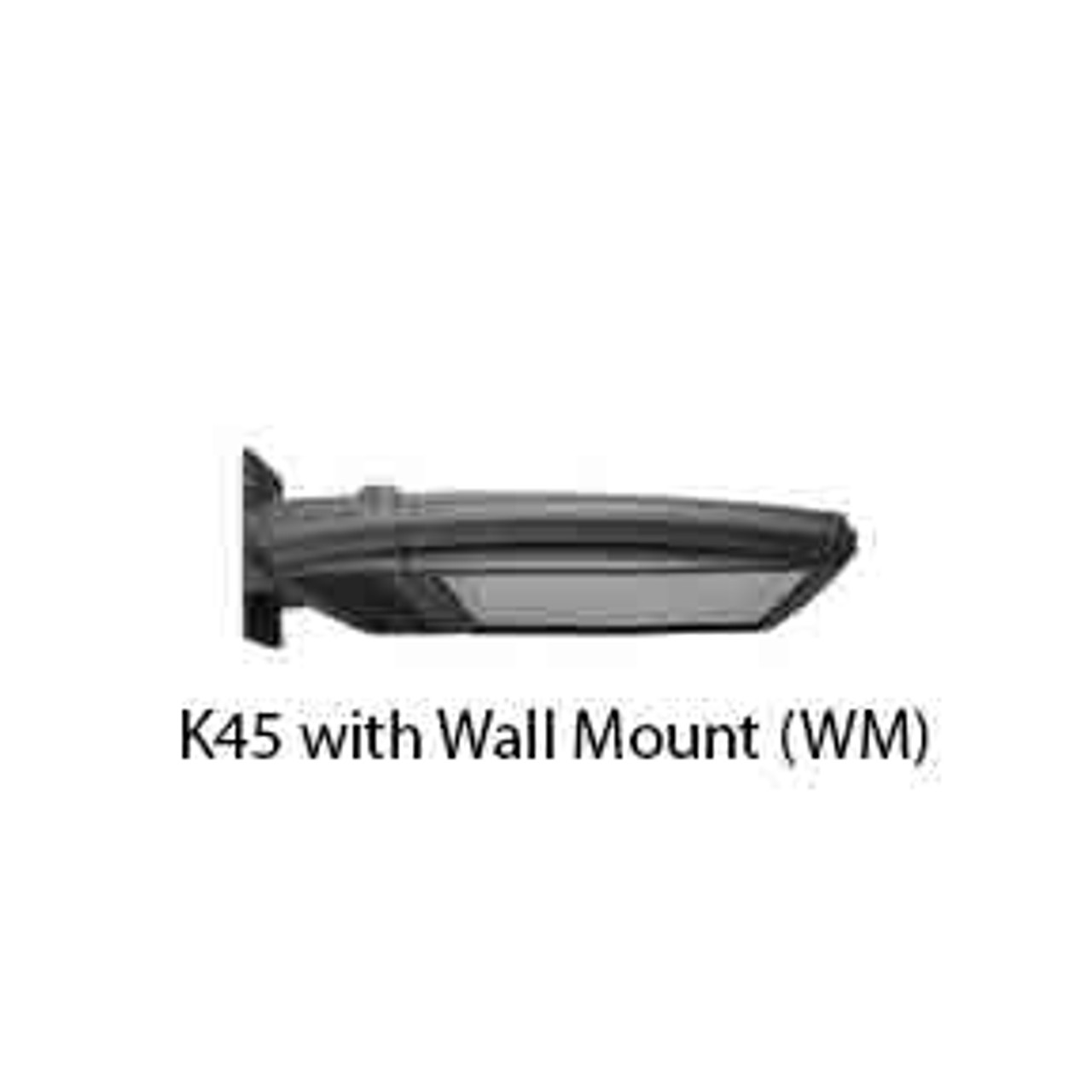 K45 with Wall Mount (WM)
