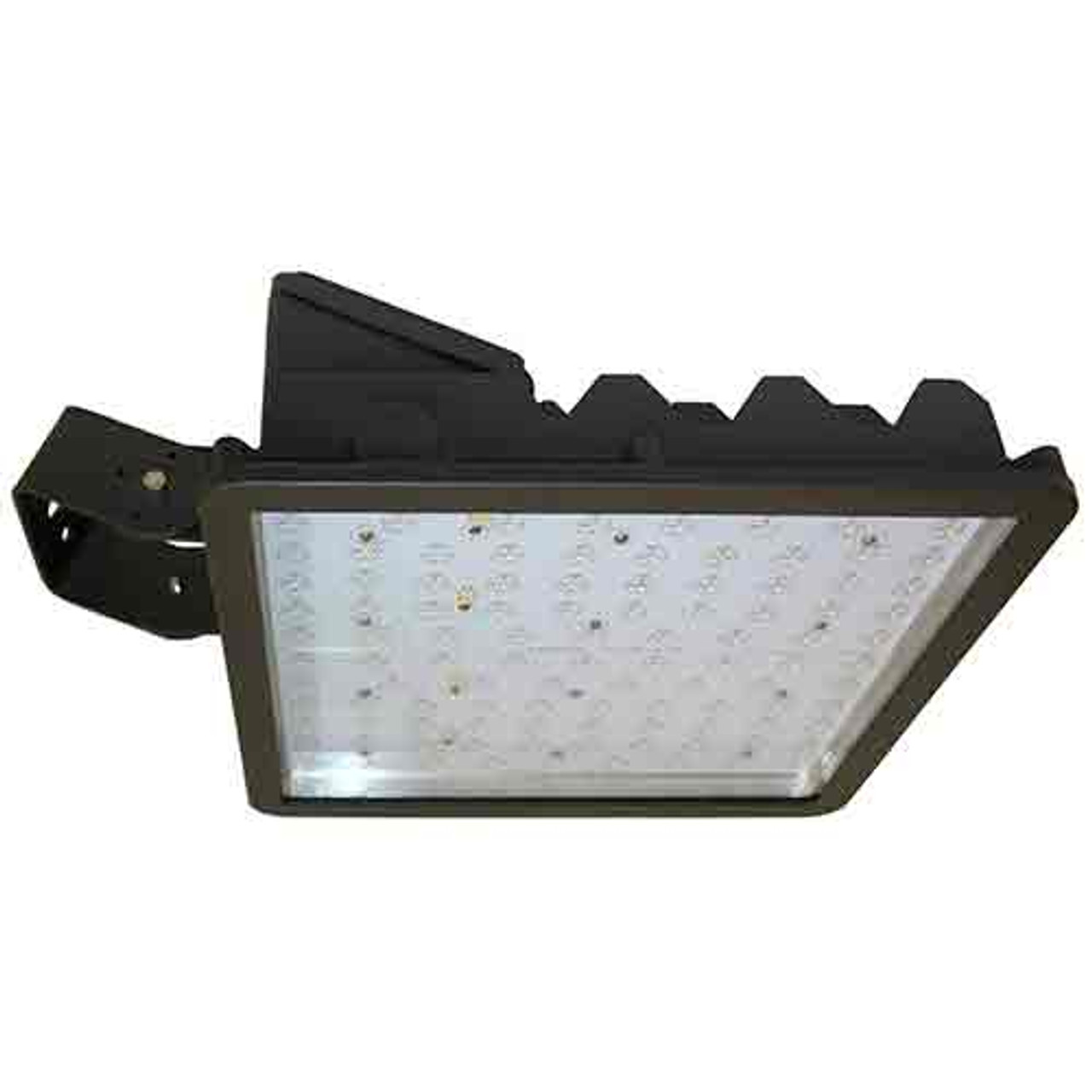 262 Watt LED Area Light 26,264 Lumens with bracket mount