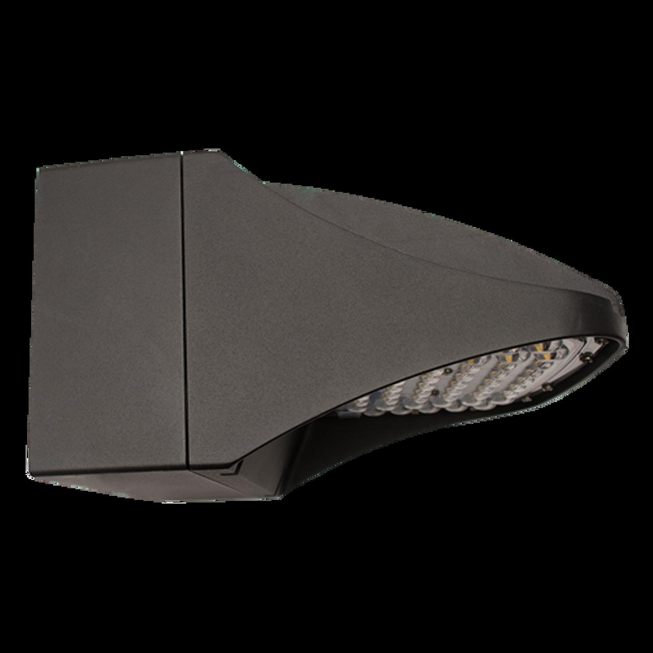 Full Cutoff Wallpack 25 Watt PowerPack with Battery Back-up