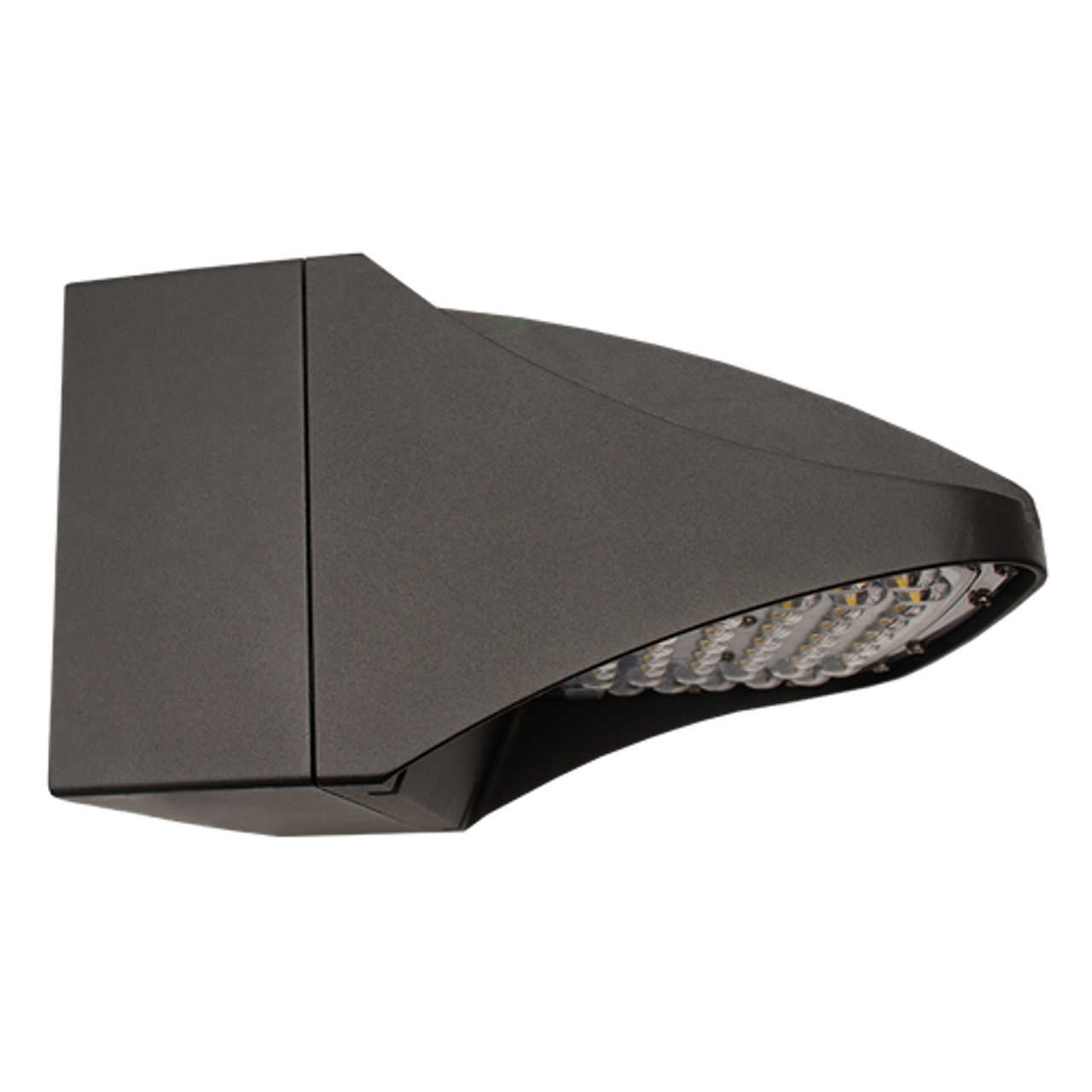 Full Cutoff Wallpack 81 Watt PowerPack with Battery Back-up