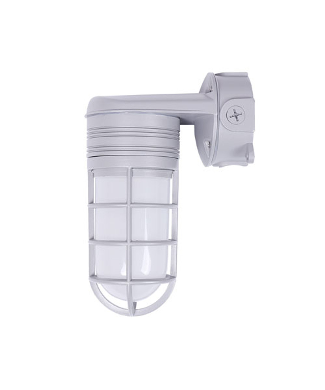 14 Watt Wall Mount LED Vaporproof Jars