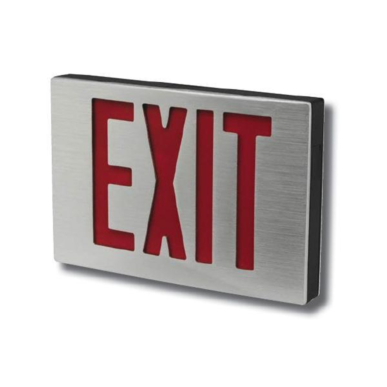 New York City Approved Cast Aluminum LED Emergency Exit