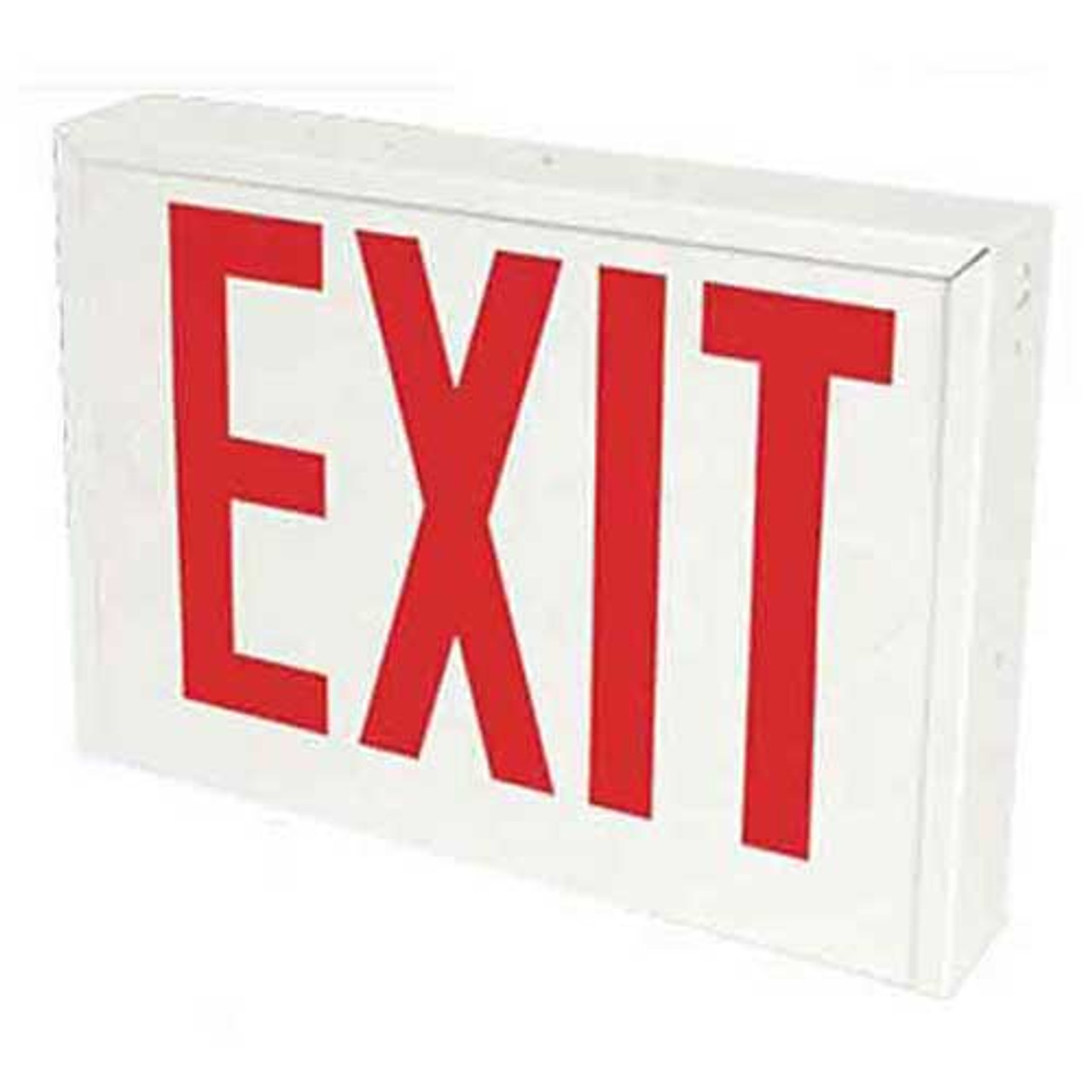 New York City Approved LED Steel Emergency Exit Sign