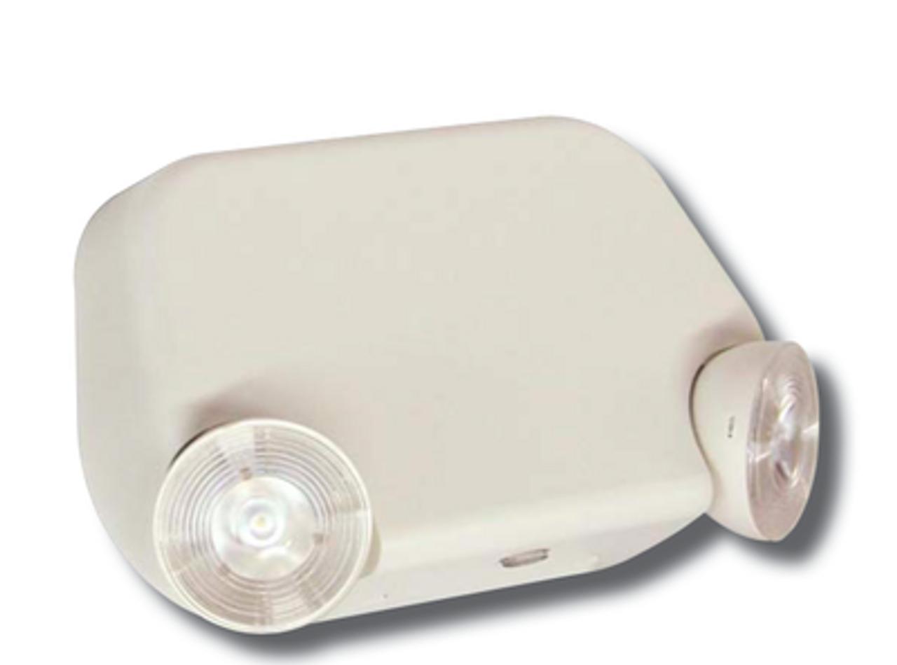 Slim 2 Head Adjustable LED Emergency Light