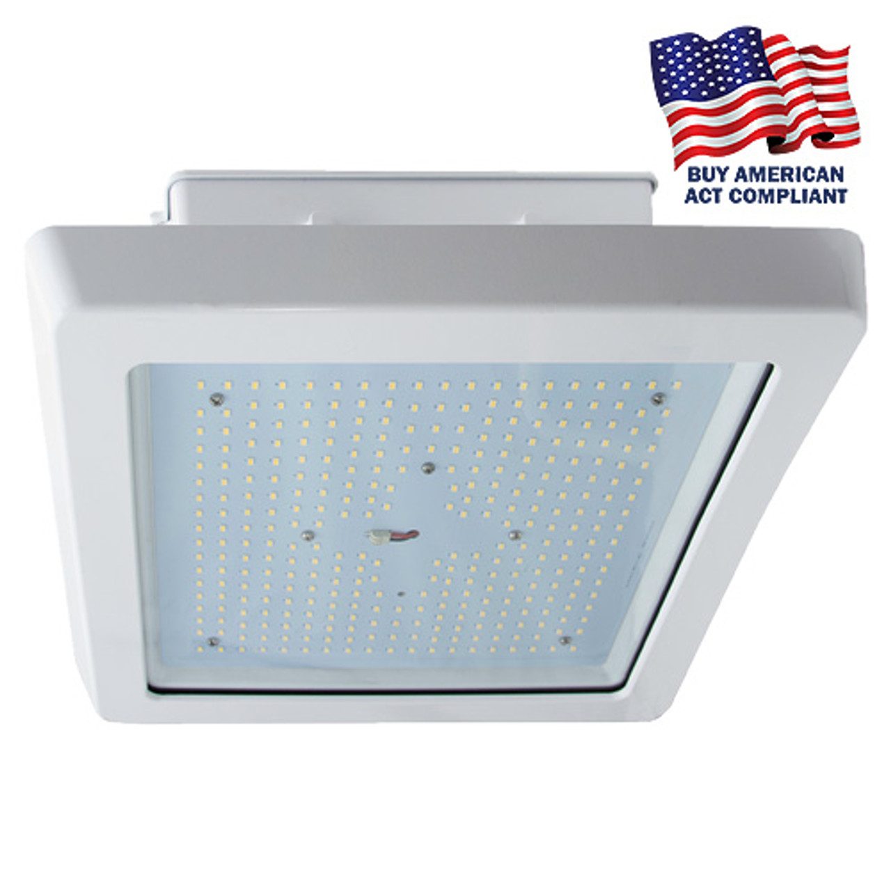 186 Watt Gas Station Canopy Light