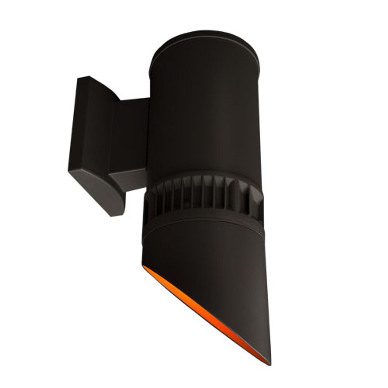 Wall Cylinder Wildlife Friendly LED Turbine  Down Light