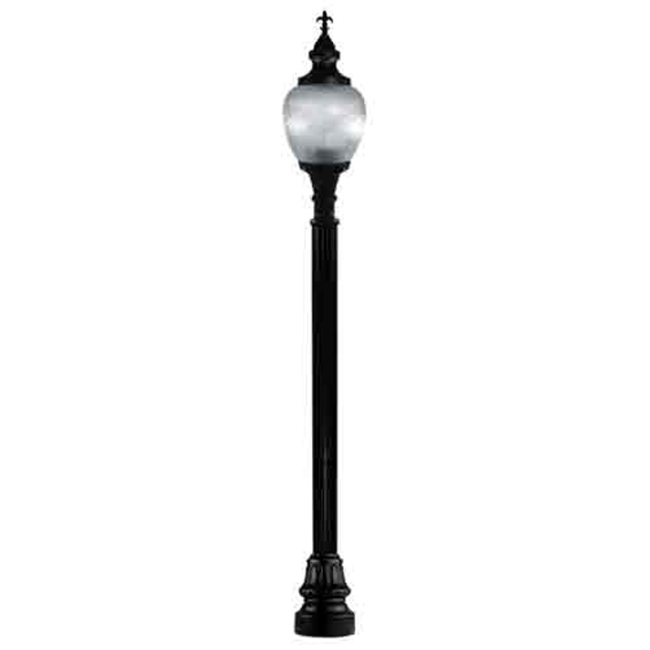 Standard Bostonian Historic Post Top on Pole