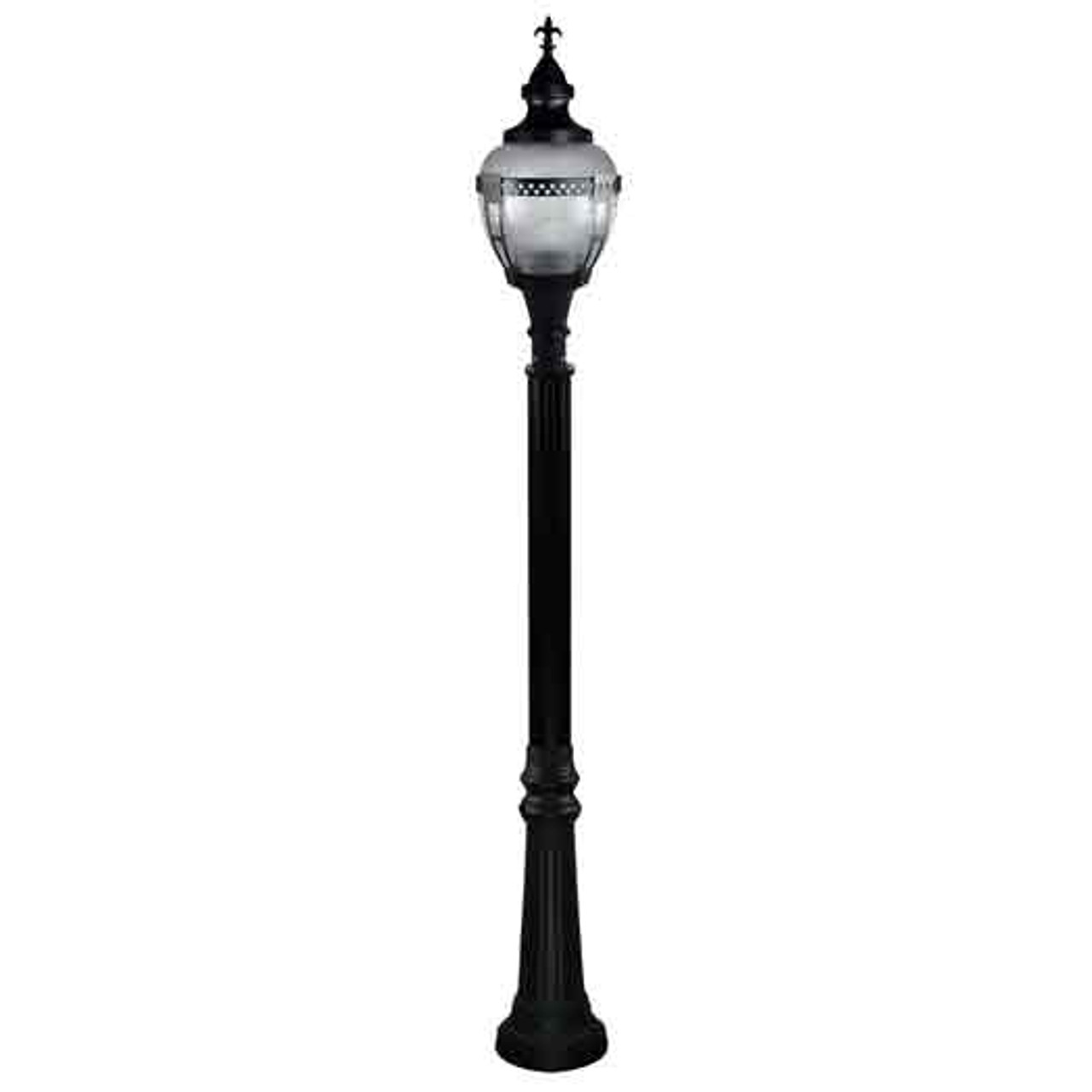 Bostonian Historic Premium Post Top Light on Pole