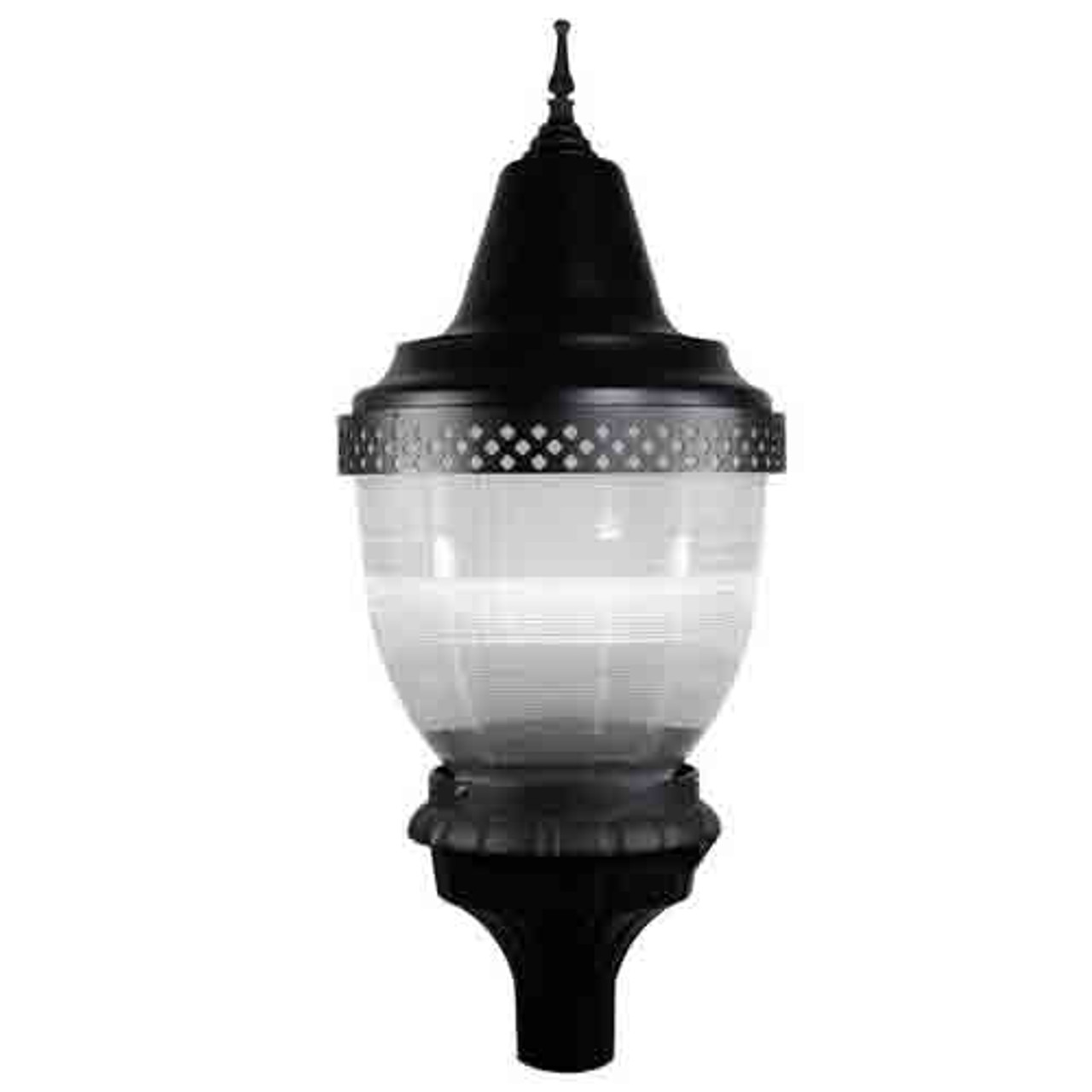 LED Bostonian Historic Deluxe Post Top Light