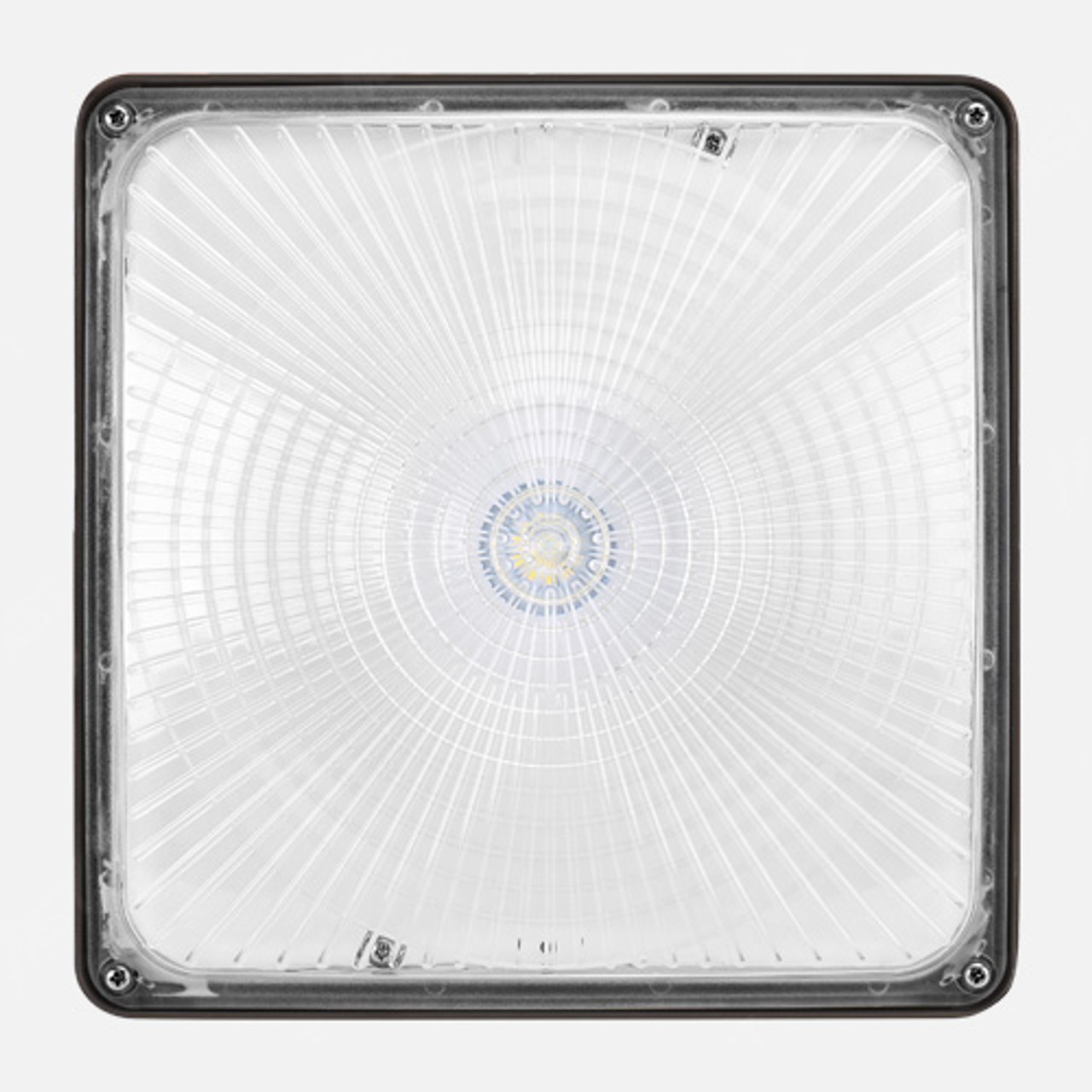 40 Watt LED Canopy Light Front