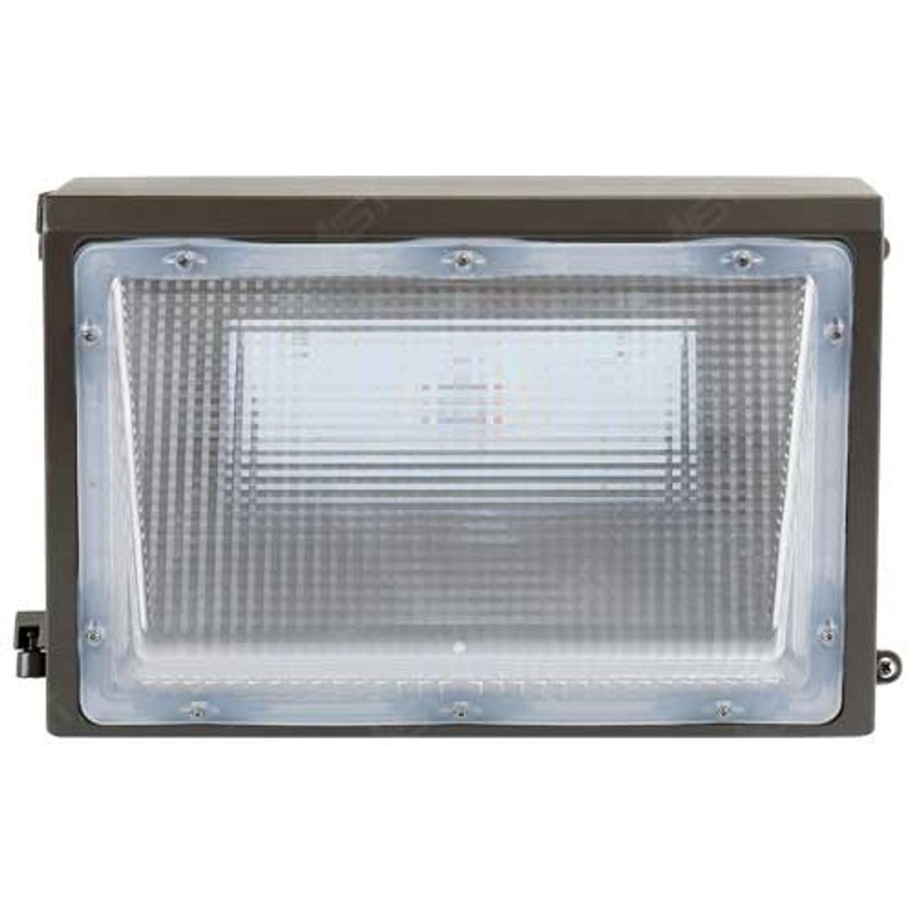 125 Watt LED Wallpack Front