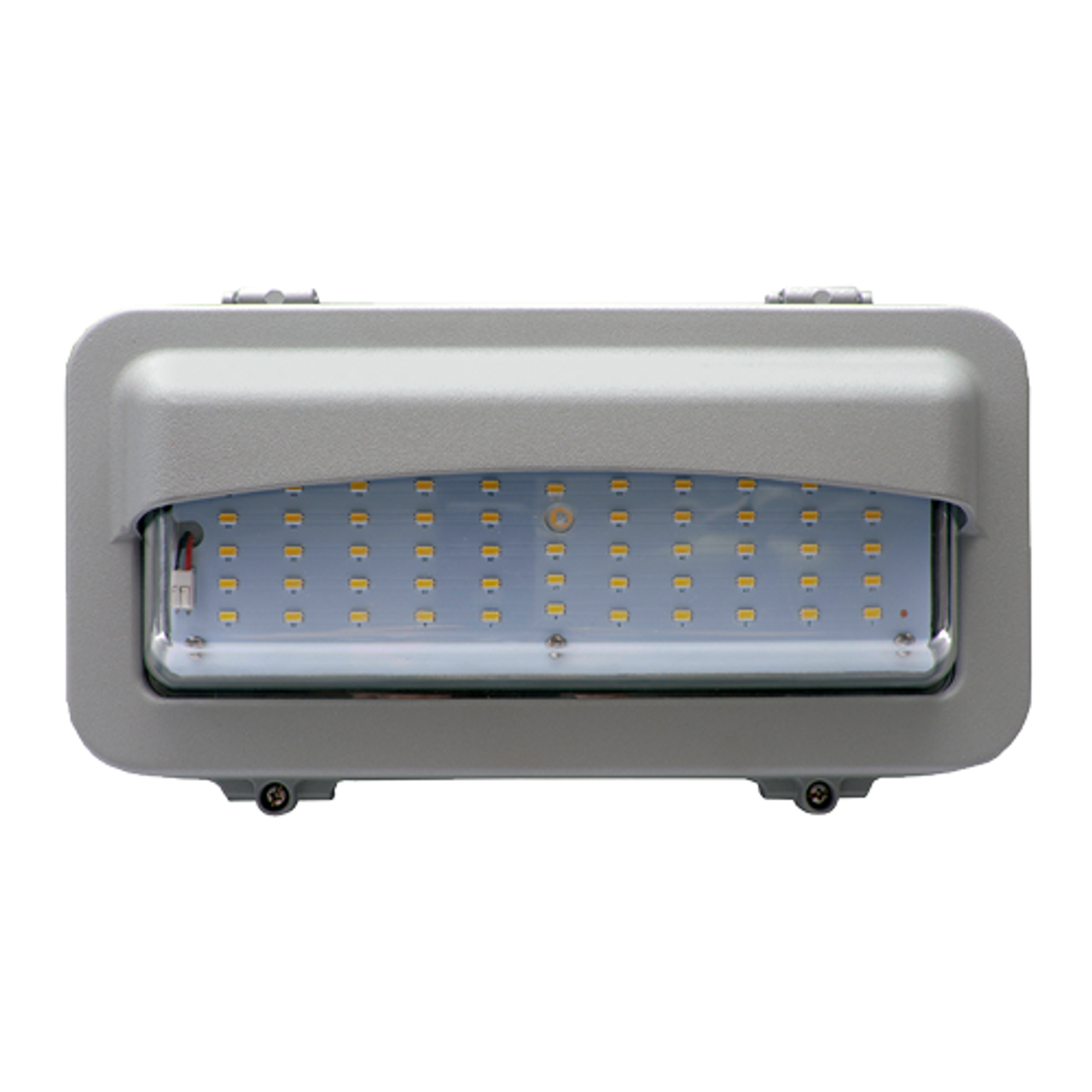 LED Explosion Proof Horizontal Hood 12 in. Linear Light