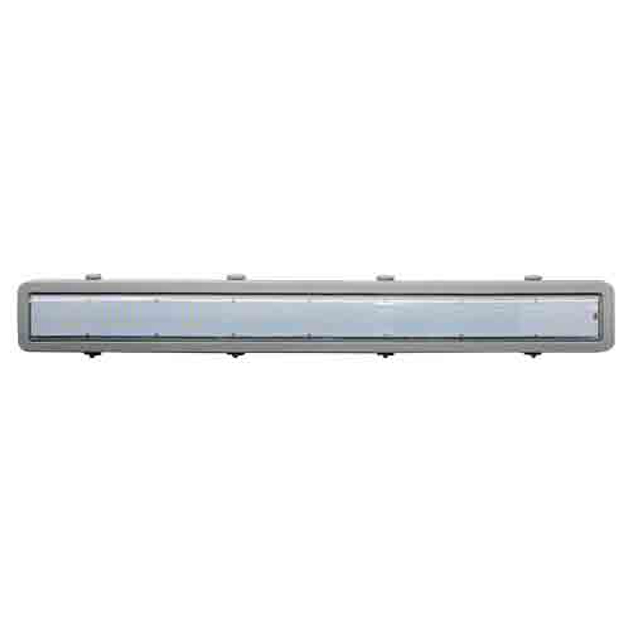 112 Watt LED Explosion Proof Open Hood Linear Light 48""