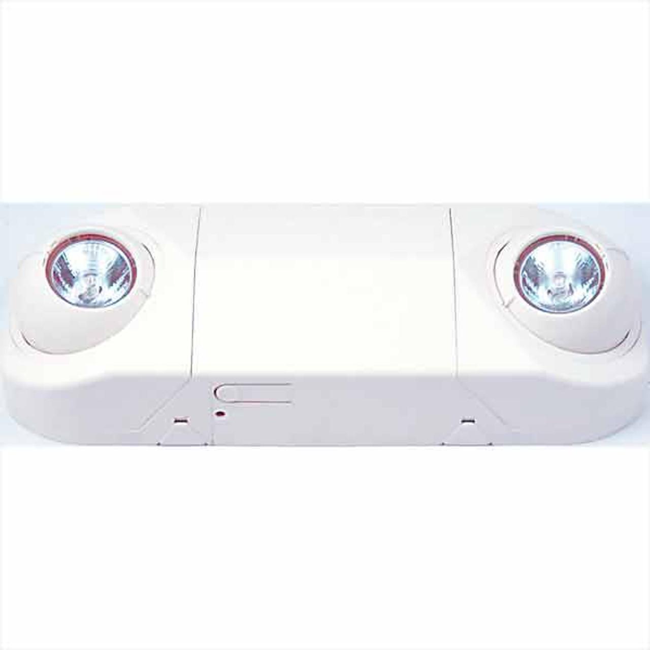 2 Head MR-16 Low Profile Halogen White Emergency Light
