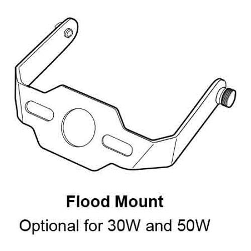 Flood Mount