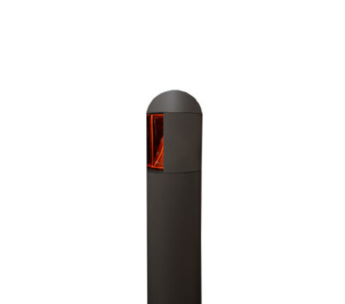 Wildlife Friendly LED Bollard Top View