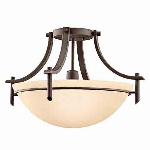 Semi Flush Ceiling Light