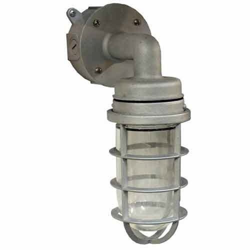HID VaporProof Industrial Lighting