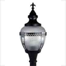 Decorative Post Top Lanterns