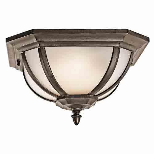 Flush Mount Outdoor Lighting