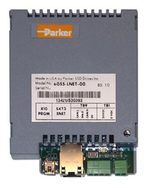 6055-LNET-00 LINKNET TechBox 590+ 690+ Parker Hannifin Corporation
