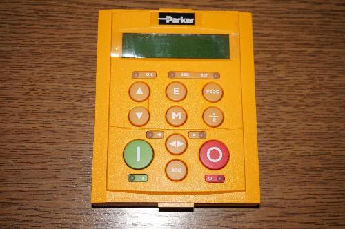 MMI Keypad Gold 6901/00/G Parker 590+, 690+, 890 ( 890 requires a remote mounting kit)