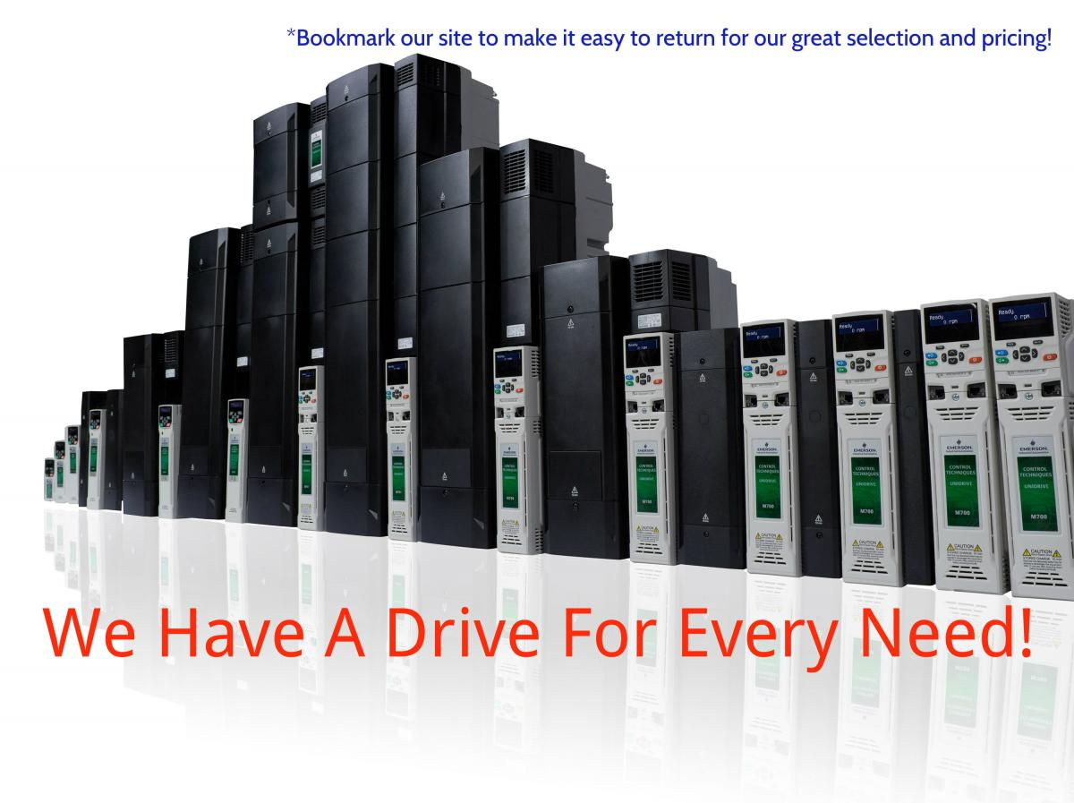 variable frequency drive, vfd, vfds, variablefrequencydrive, parker, nidec, mes, variable frequency inverter