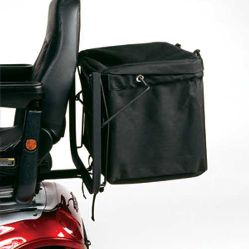 Rear Folding Tote for scooters