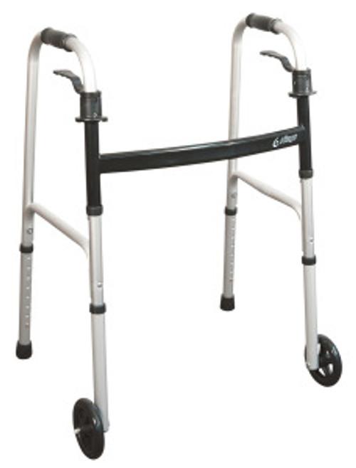 Airgo folding walker.