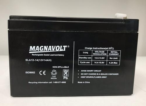 14a/h battery.